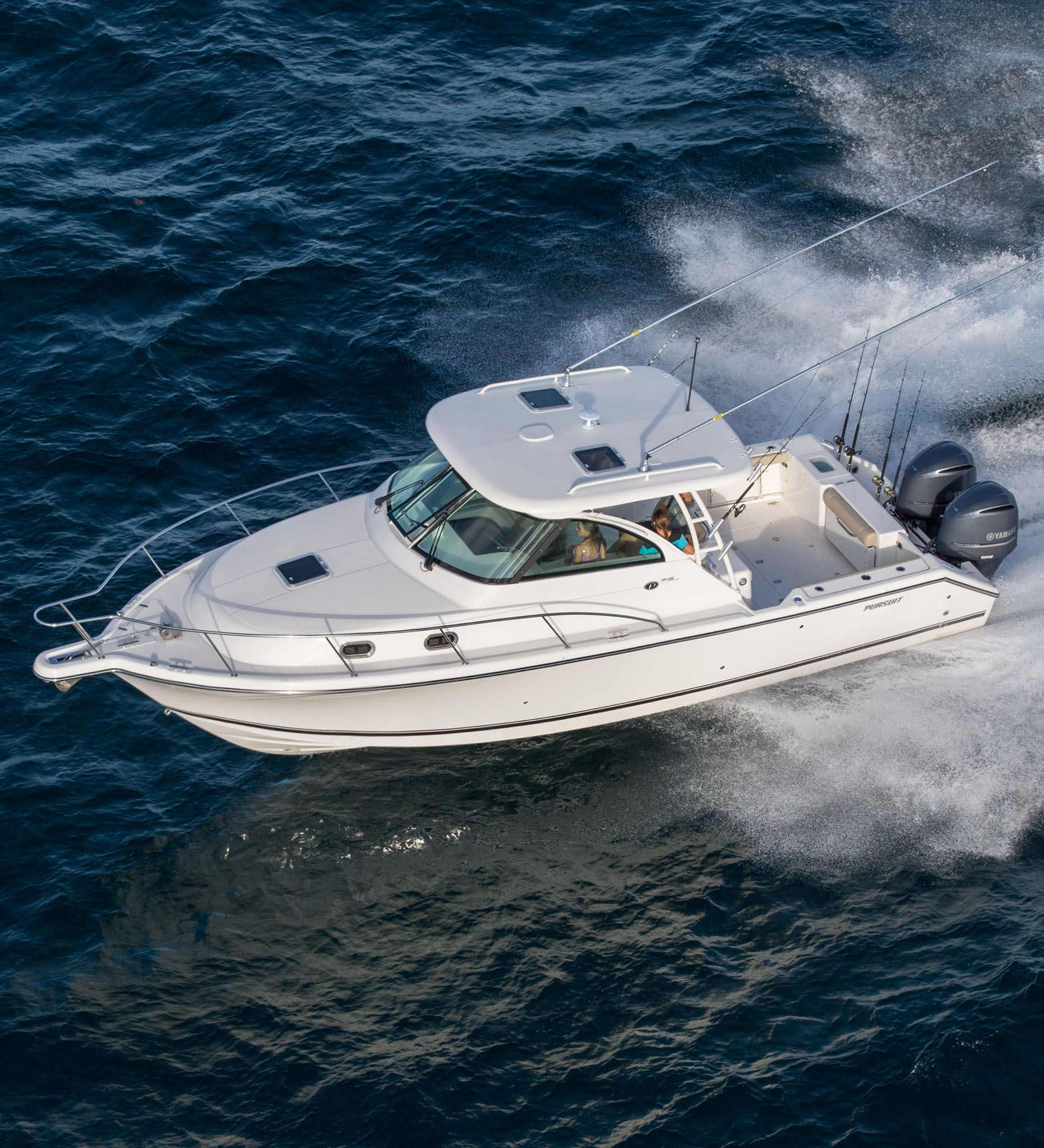 Used Pursuit 345 Offshore for sale