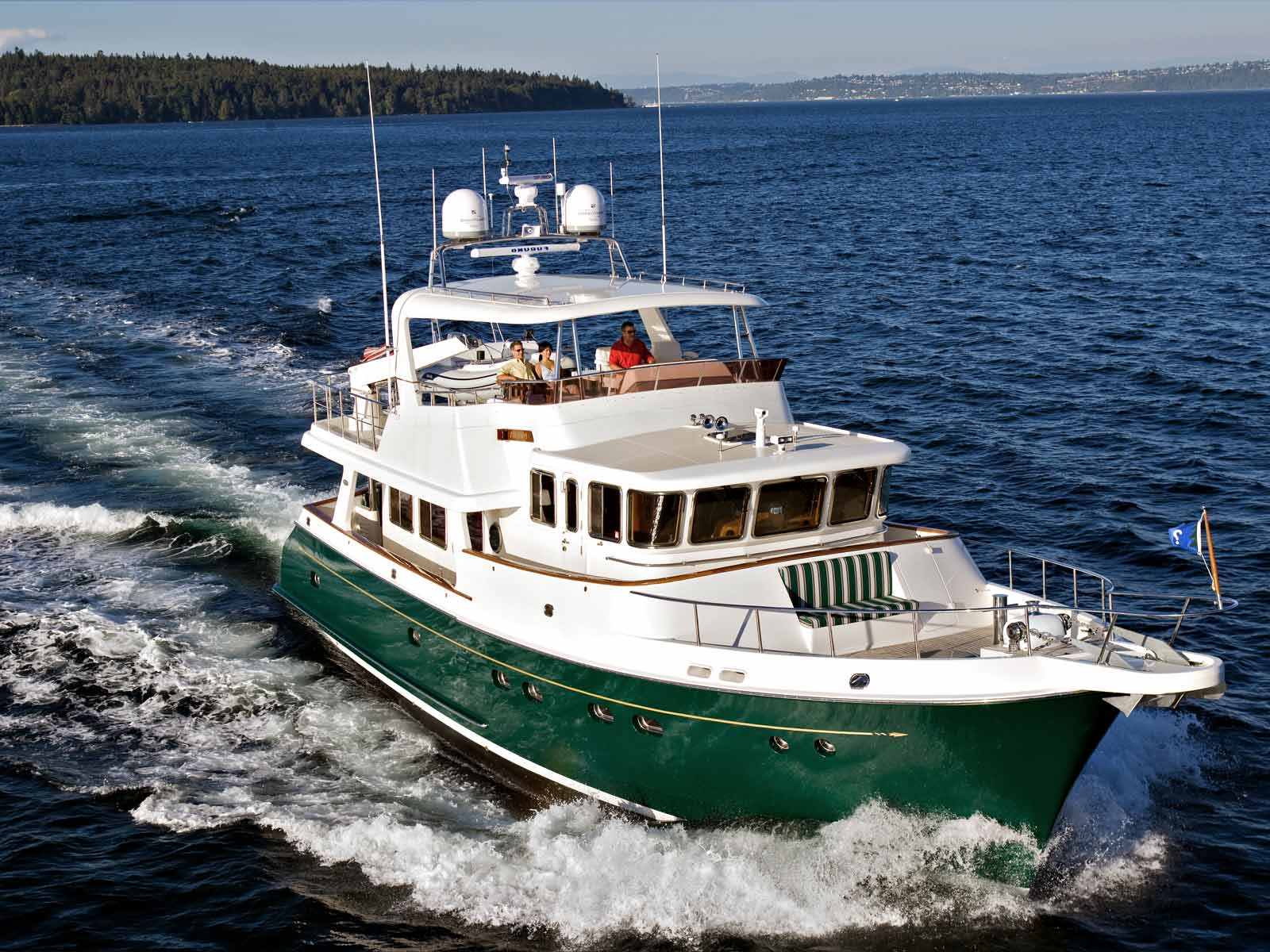 2016 Selene 60 Trawler for Sale