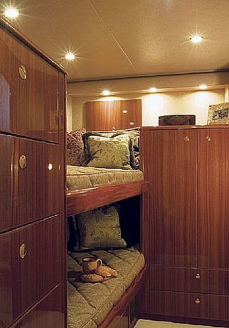 Viking 68 Convertible Starboard Stateroom
