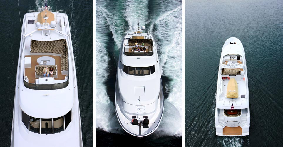 Westport 118 Megayacht for sale