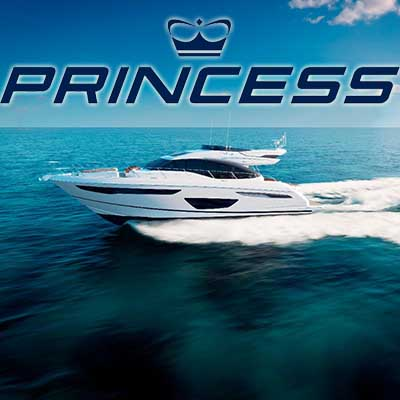 Princess Yachts for Sale